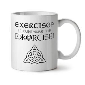 Witchcraft Sarcastic NEW White Tea Coffee Mug 11 oz | Wellcoda