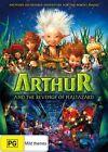 Arthur And The Revenge Of Maltazard (DVD, 2011)