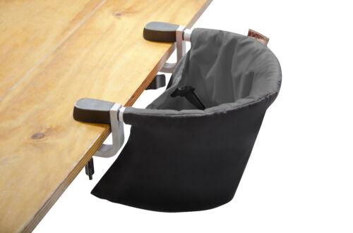 Mountain Buggy Evo Pod Clip-On Portable High Chair Flint Brand With Carry Bag!!