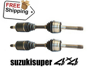Left +Right Hand Side CV Joint Drive Shaft Toyota Landcruiser 100 Series IFS