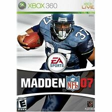 Madden Nfl 07 Para Microsoft Xbox