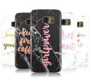 marble cover samsung s7