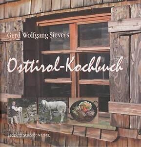 sievers: osttirol-kochbuch -neu- (tirol, tiroler küche ... - Rezepte Tiroler Küche