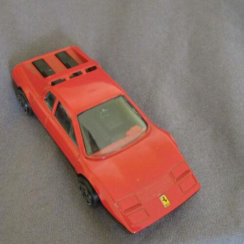 11E Burago 4133 Ferrari BB 512 Rouge 1:47