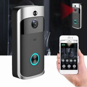 1280-720-Smart-Wireless-WiFi-DoorBell-Smart-Video-Phone-Door-Visual-IR-Recording
