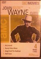 John Wayne Hollywood Classics (dvd)