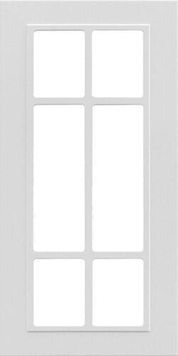 IKEA KROKTORP Vitrinentür Küchenfront 30x60cm weiß 502.218.91