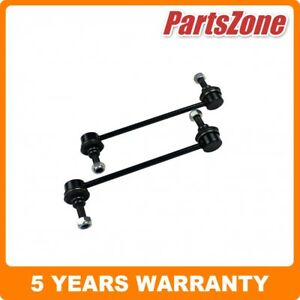 2x-Front-Stabilizer-Sway-Bar-Link-Fit-for-Mazda-323-BJ-1998-2004-B26R-34-170