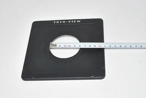 Toyo-View-158x158mm-lens-board-lensboard-with-60mm-hole-from-Japan