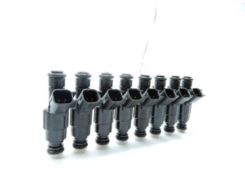 8 OEM Bosch Fuel Injectors Set Rebuilt /& Flow Matched in the USA! 0280155923