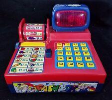 Cash Box Electronic Kids Cash Register Toys Lights and Sound