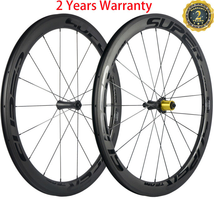 Superteam 50mm Carbon Wheels Ceramic R7 Clincher Bicycle  Bicycle Wheelset 700C  new exclusive high-end
