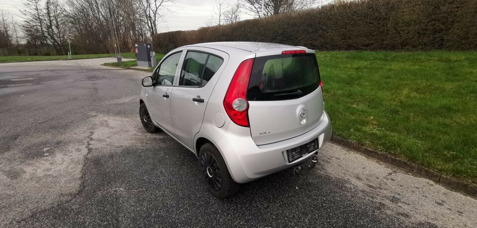 Opel Agila, 1,2 Essentia, Benzin