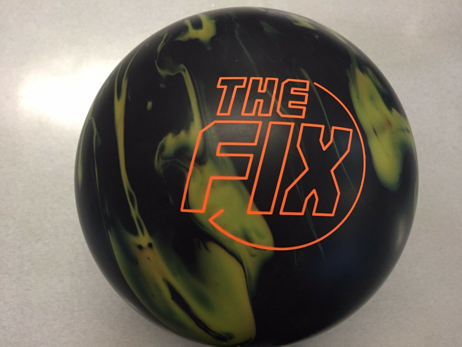 Radical THE FIX 1ST QUALITY  bowling ball  16 LB. NEW IN BOX