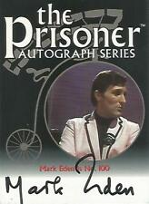 Verzamelingen The Prisoner Autograph Prop & Costume Card Selection NM