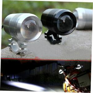 Motorcycle-12V-30W-XML-U2-LED-Fog-Spot-Head-Light-Waterproof-Working-Lamp-Mc