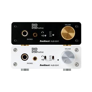 AUDINST-HUD-DX1-BLACK-Audiophile-USB-Audio-DAC-amp-Headphone-Amp