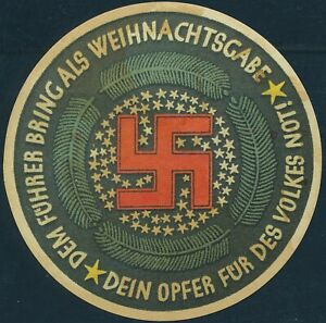 Stamp-Germany-Revenue-WWII-Fascism-War-Era-Winterhilfswerk-Charity-03-MNG