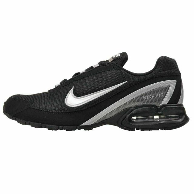 24fc6e6bb6 Nike Air Max Torch 3 Running Mens Shoes Black White 319116-011 9 for ...