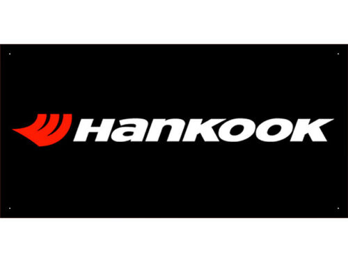 vn0895 Hankook Tires Sales Service Parts for Advertising Display Banner Sign