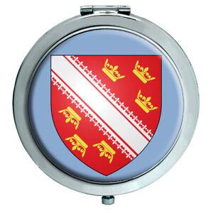 Alsace (Frankreich) Kompakter Spiegel