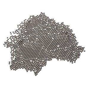 Reparatur-Fahrraeder-3-5-mm-Durchmesser-Silber-Ton-Edelstahl-Kugellager-1100-Stk