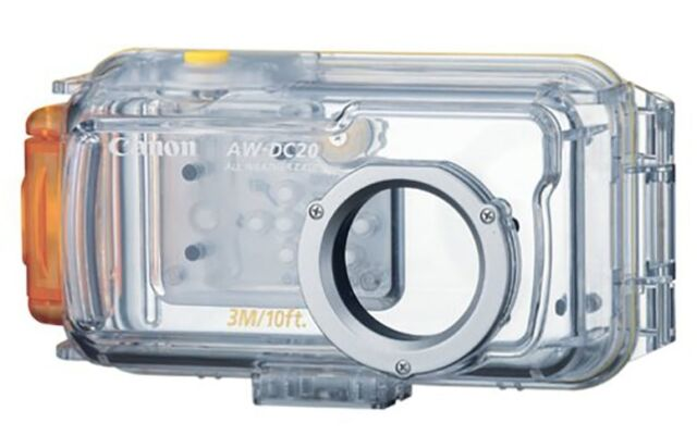 Brand New Canon AW-DC20 All Weather Case for Powershot A400