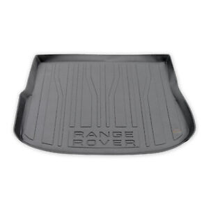 For-Range-Rover-Evoque-2011-gt-Rubber-Boot-Liner-Tailored-Black-Protector-Cover