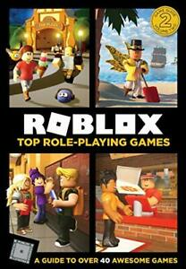 Roblox-Top-Role-Playing-Games-by-Egmont-Publishing-UK-New-Hardback-Book