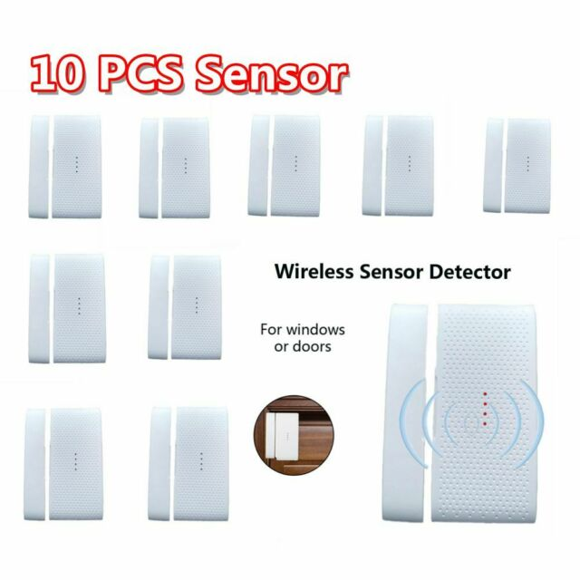 GS-WDS07 Wireless Door Magnetic Strip 433MHz for Security Alarm Home System
