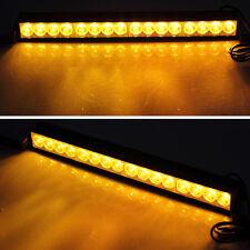 Koolertron Auto Einsatzfahrzeug Blitzleuchte Warnleuchten Autolampe LED 16W