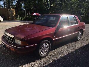 1992 Dodge Spirit $1500 o.b.o.