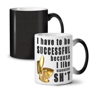 Funny Quote NEW Colour Changing Tea Coffee Mug 11 oz | Wellcoda