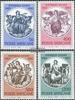 kompl.ausg. Postfrisch 1983 Raffael FäHig Vatikanstadt 826-829