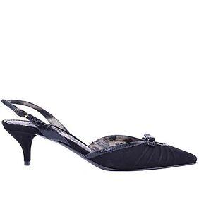 amp; Pumps Heels Dolce Gabbana Schwarz Schuhe Python 03997 Suede Wildleder Black AwndqBIRH