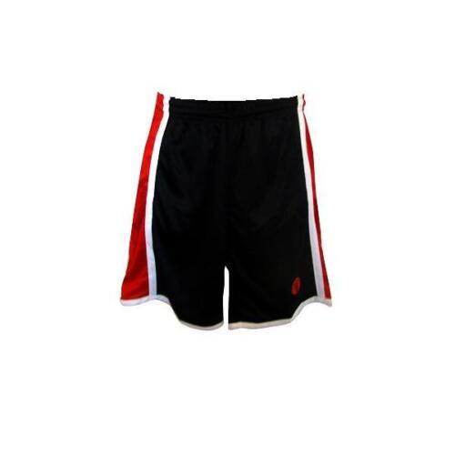 Red Box 17 FREE P /& P Basketball Shorts Black White By Starting 5