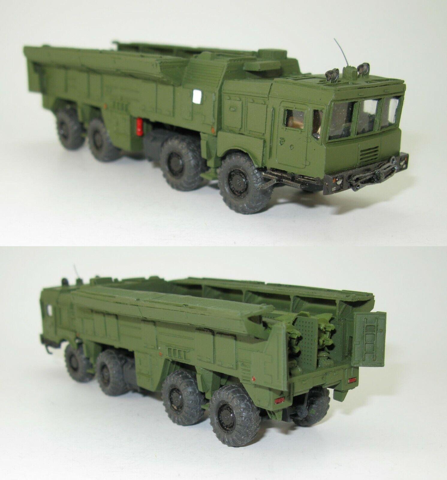 9K720 Iskander mobile ballistische Kurzstreckenrakete SS-26 Stone - 1 87 HO