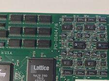 PCI-DDA04/16 4-Channel, 16-Bit Analog Output Board with 48 Digital I/O