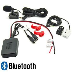 Bluetooth-Adapter-Freisprecheinrichtung-Musik-fuer-BMW-E60-E61-E81-E87-E90-E91