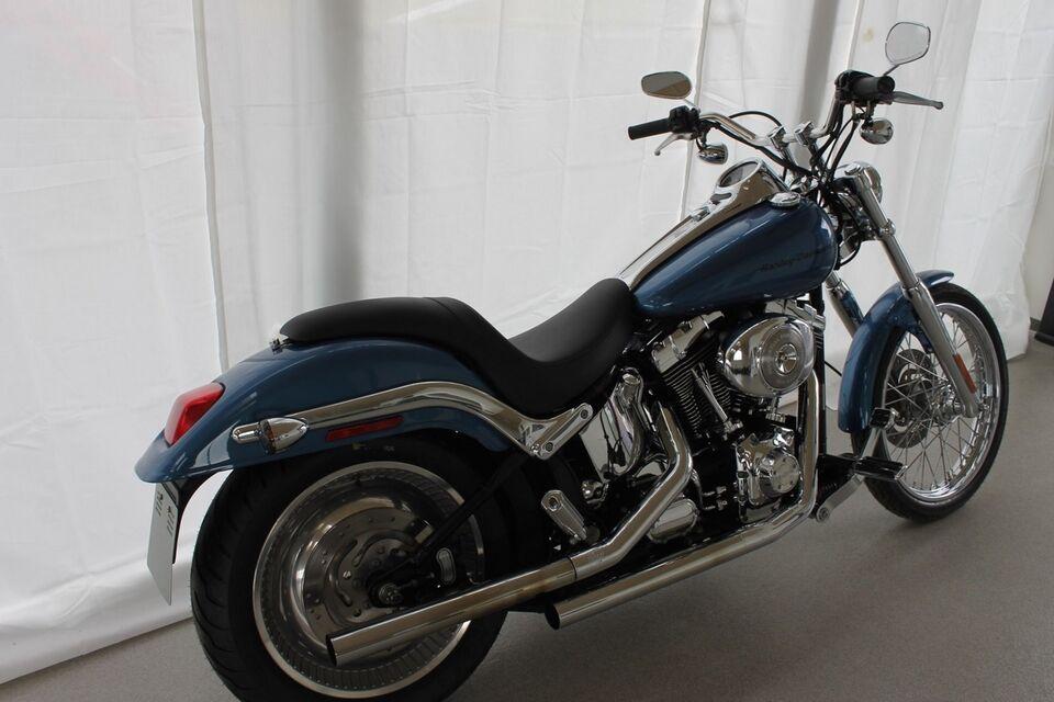 Harley-Davidson, FXSTDI Softail Deuce, ccm 1450