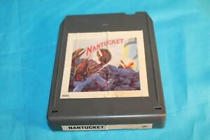 Nantucket Self Titled Rare JEA 35253 Epic Records Stereo 8 Track Tape TESTED