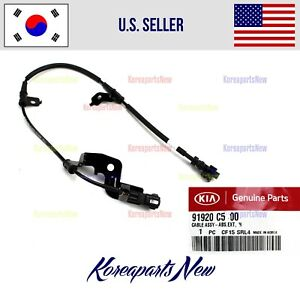 CABLE for SENSOR ABS REAR WHEEL RIGHT PASSENGER 599301M410 KIA FORTE 2009-2013