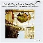 British Organ Music from King's (1996)