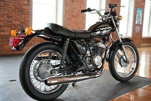 1976 Harley-Davidson SS250