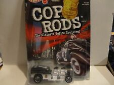 Hot Wheels Cop Rods Series 1 Indianapolis IN. Way 2 Fast