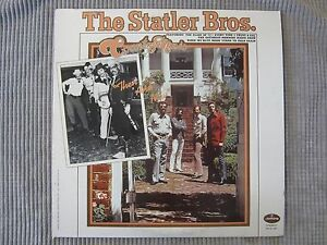 The Statler Brothers Country Music Then And Now Vinyl