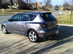 Mazdaspeed3 For Sale >> UNPAINTED - PRIMER FOR 2004-2009 MAZDA 3 HATCHBACK REAR SPOILER WING NEW | eBay