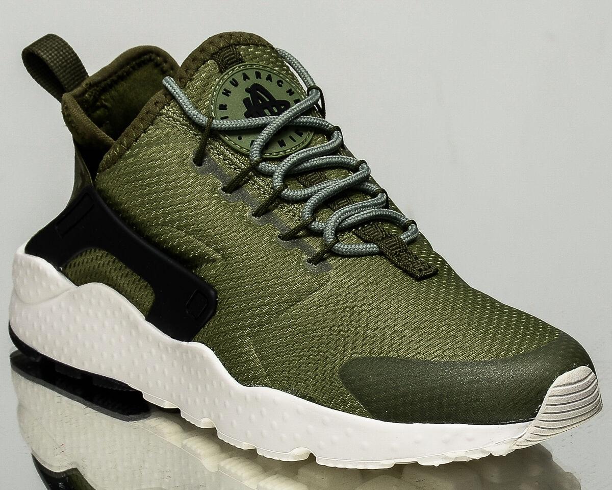 Nike Wmns Air Huarache Run Ultra Donna Stile Di Vita Scarpe da ginnastica Palma verde 819151-303