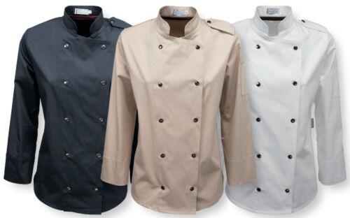 Cuoco Korean For Rasod Top Chef Style Jacket Coreana Donna Stretch Raso Giacca XP5H8Rw