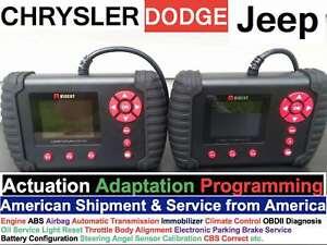 Details about Dodge-Jeep-Chrysler Diagnostic Scanner Full System OE-Level  Vident Key Scan Tool